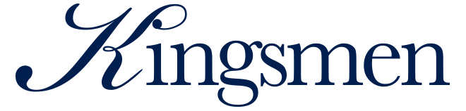Kingsmen Shop Retina Logo